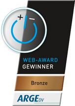 Web-Award Bronze