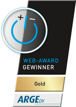 Web-Award Gold